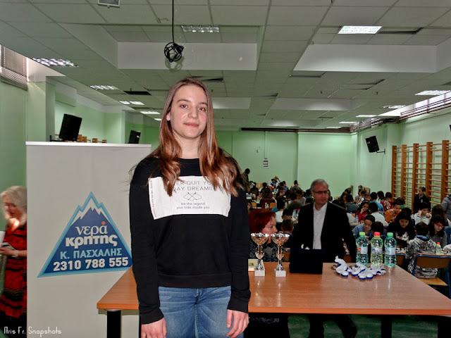 Πρωταθλήτριας Ελλάδος Κατερίνας Πάσογλου
