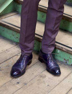Bí quyết lúc chọn mua giày da cho phái mạnh