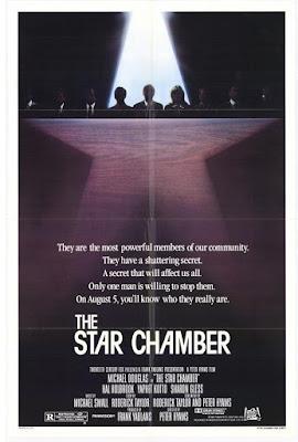 The Star Chamber 1983 DVD R1 NTSC Latino