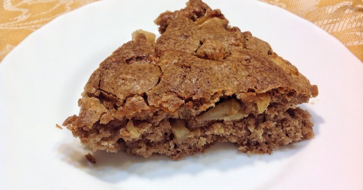 Американский яблочный пирог - проще, чем шарлотка