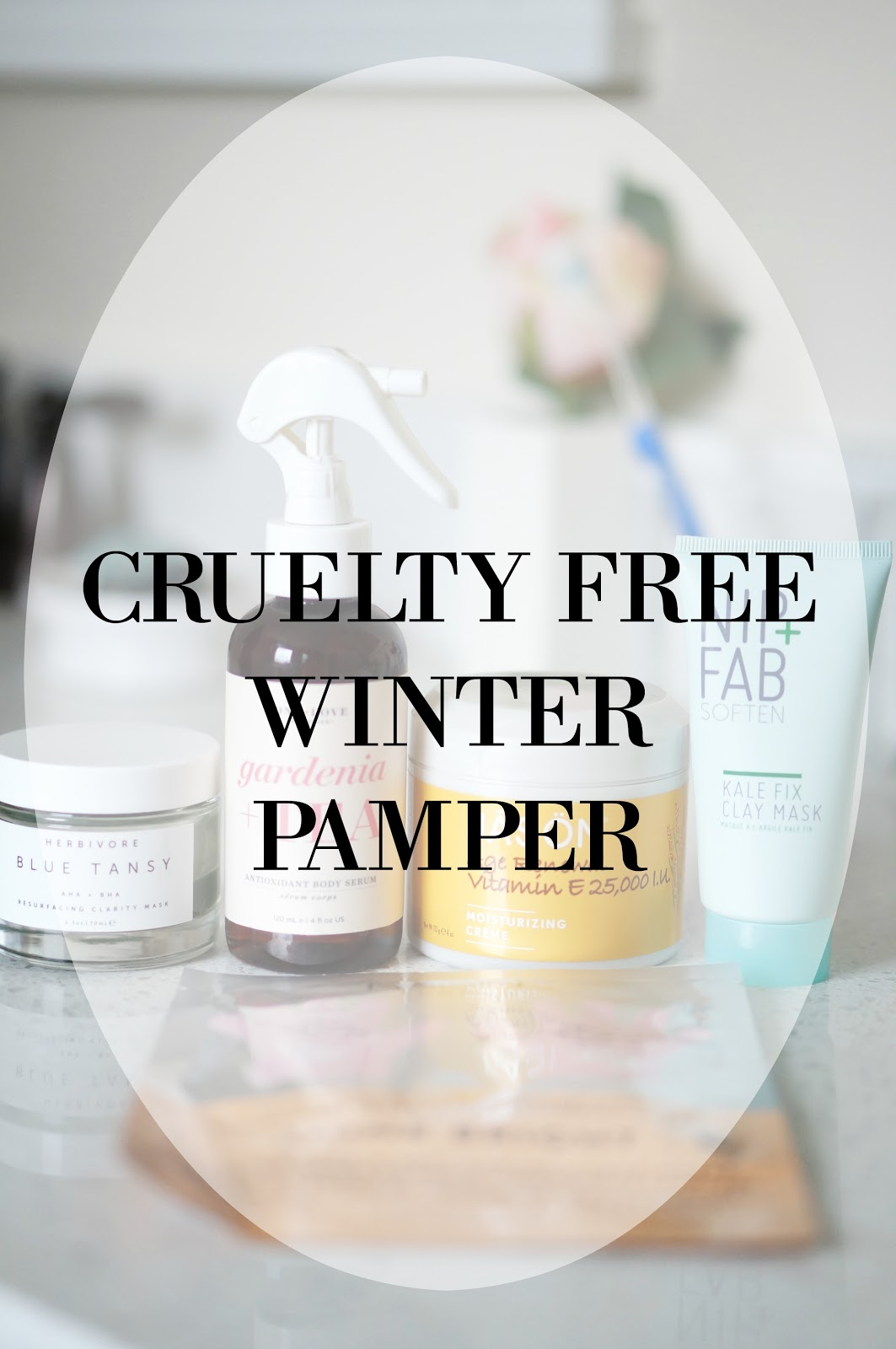 North Carolina style blogger Rebecca Lately shares her winter pampering routine!  Read more here!