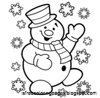 Christmas Coloring Pages | Free Coloring Pages