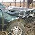 ASSUNÇÃO: Colisão envolvendo carro e motocicleta deixa dois jovens feridos: imagens
