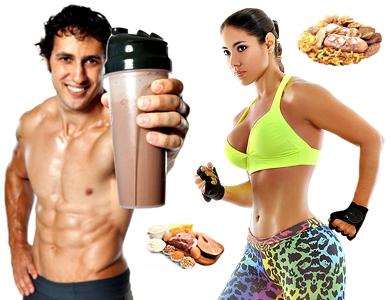 Dieta para aumentar la masa muscular en hombres y mujeres