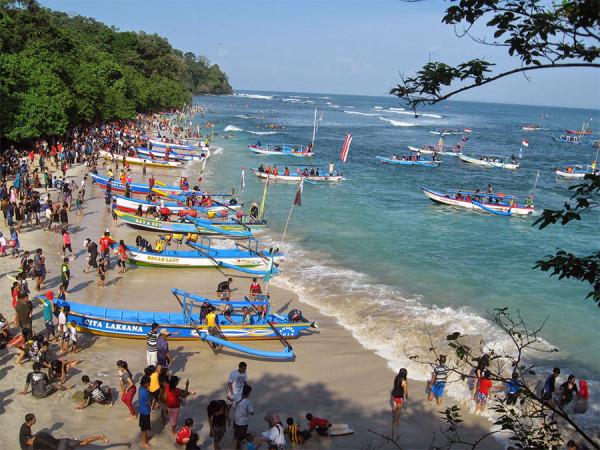 Pantai Pangandaran, Primadonanya Jawa Barat