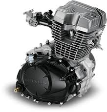 Mesin Honda Verza 150