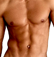Best gynecomastia surgery by Dr Srinjoy Saha results in attractive masculine body contour with flat and firm chest.