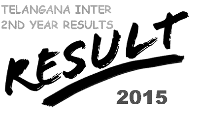 TS Intermediate 2nd Year Results 2017