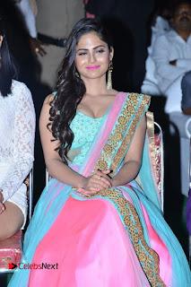 Actress Naina Ganguly Stills in Long Dress at Vangaveeti Audio Launch  0072.JPG