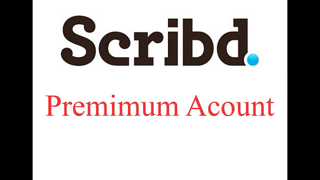 Scribd Account Username and Password 2018