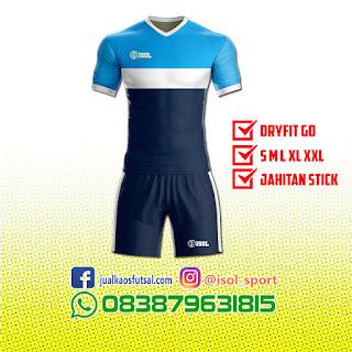 baju futsal desain sendiri