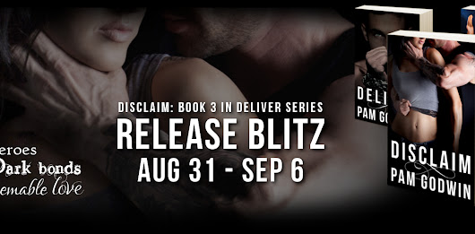 Release Blitz: Disclaim by Pam Godwin (Review + Giveaway)