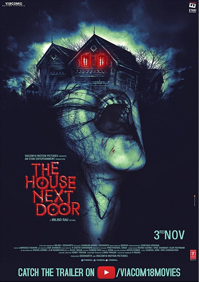 Aval (The House Next Door) 2017 Hindi Dubbed[Cleaned] 720p HDRip x264 AC3 - ExtraMovies