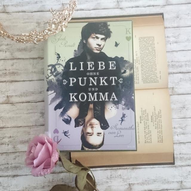 [Books] Jodi Picoult & Samantha van Leer - Liebe ohne Punkt und Komma
