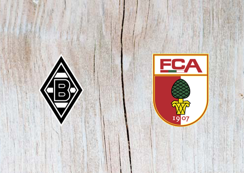 B. Monchengladbach vs Augsburg - Highlights 26 January 2019