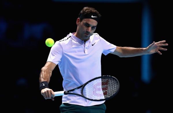 Roger Federer Press Conference After Cilic Match