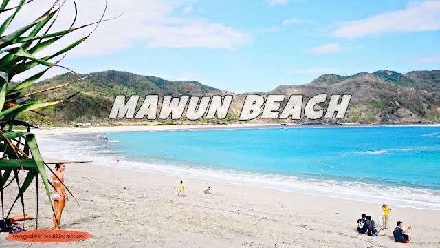 Lombok -  Mawun Beach | www.meheartseoul.blogspot.com