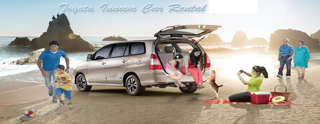 Innova Car On Rent In Mumbai