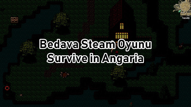 Survive in Angaria free steam key
