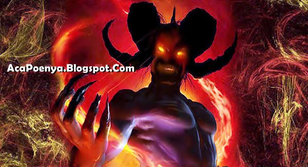 9 Keturunan Setan