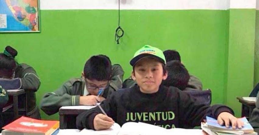 RAÍ GARCÍA IZUZA: Niño genio de 11 años bate récord de ingreso a universidades