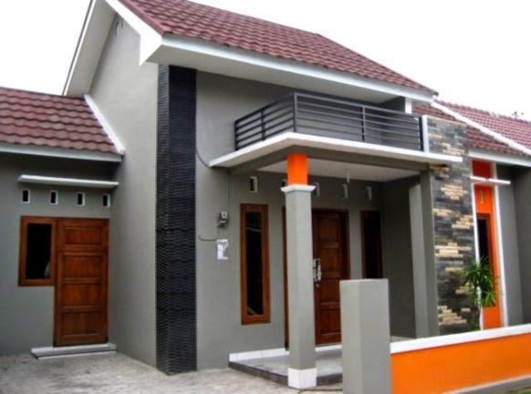 Contoh Atap Baja Ringan Rumah Minimalis Info Populer 21 Desain