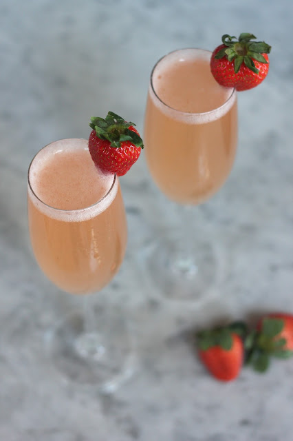 Strawberry Sparkler