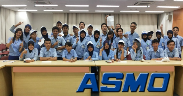 Lowongan Kerja PT. Asmo Indonesia, Jobs: Supplier Development Supervisor, Incoming Quality Control Supervisor.