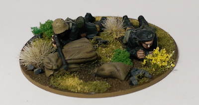 28mm Polish Anti Tank Rifle Team