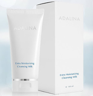Adalina Extra Moisturizing Cleansing Milk คลีนซิ่งน้ำนม