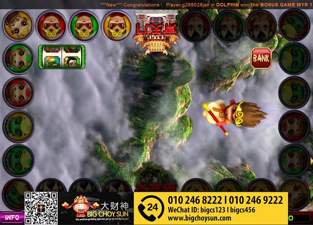 Clubsuncity Casino | Wu Kong | Monkey Story Plus | How to Win?