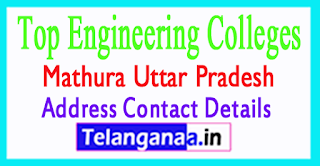Top Engineering Colleges in Mathura Uttar Pradesh