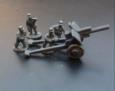 122mm Howitzer M1938 (M-30)