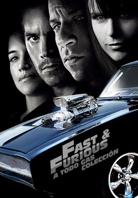 The Fast And The Furious Colección DVD R1 NTSC Latino