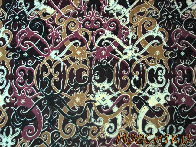 MOOCHIKU Kain Batik Sarawak Corak Lukisan RM 33 00
