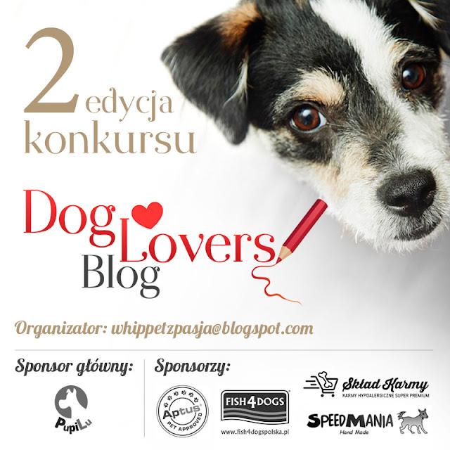 Konkurs dla psich blogerów - II edycja
