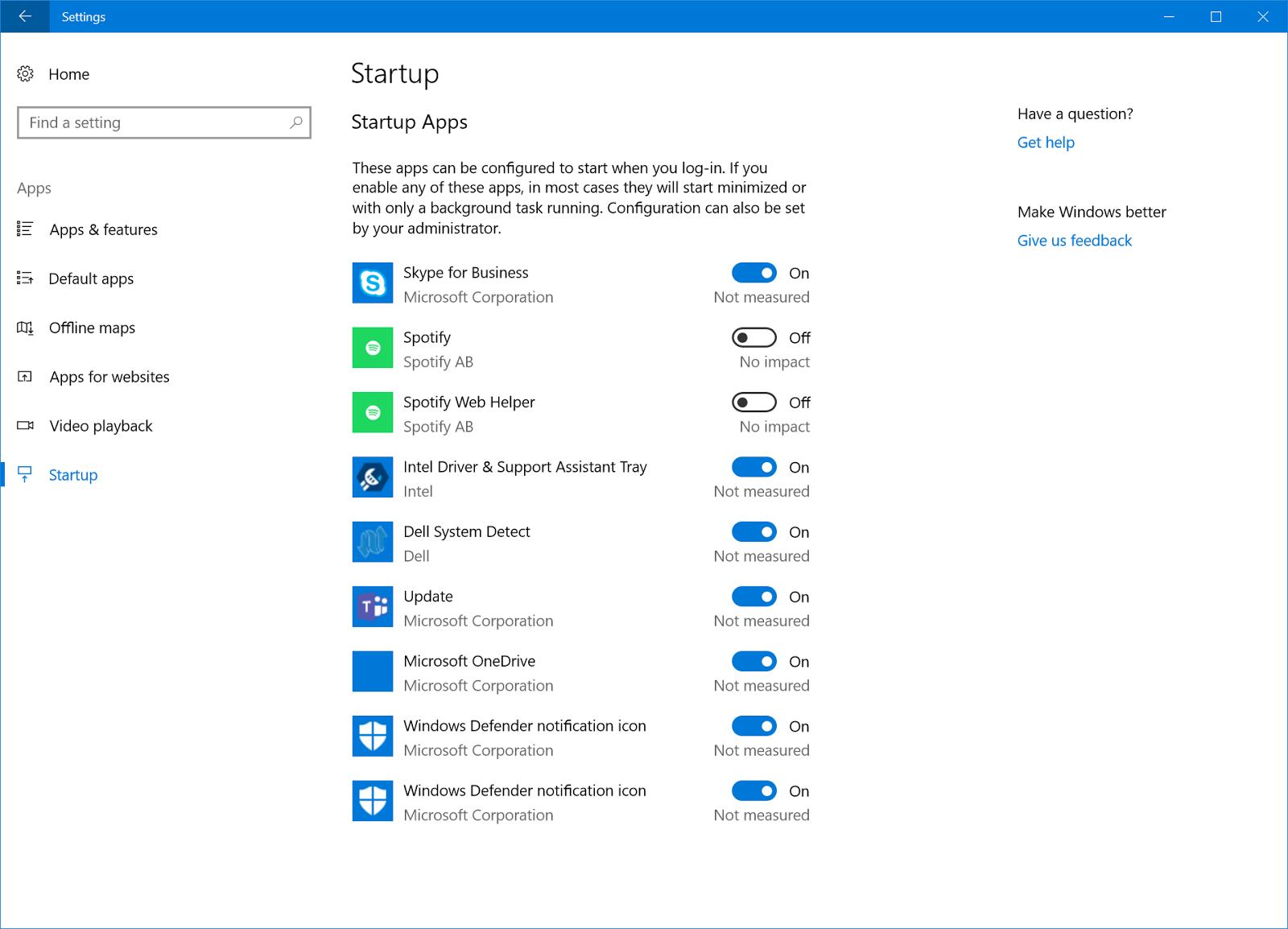 App-On-Startup