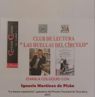 Ignacio Martíne de Pisón y La Buena Reputación