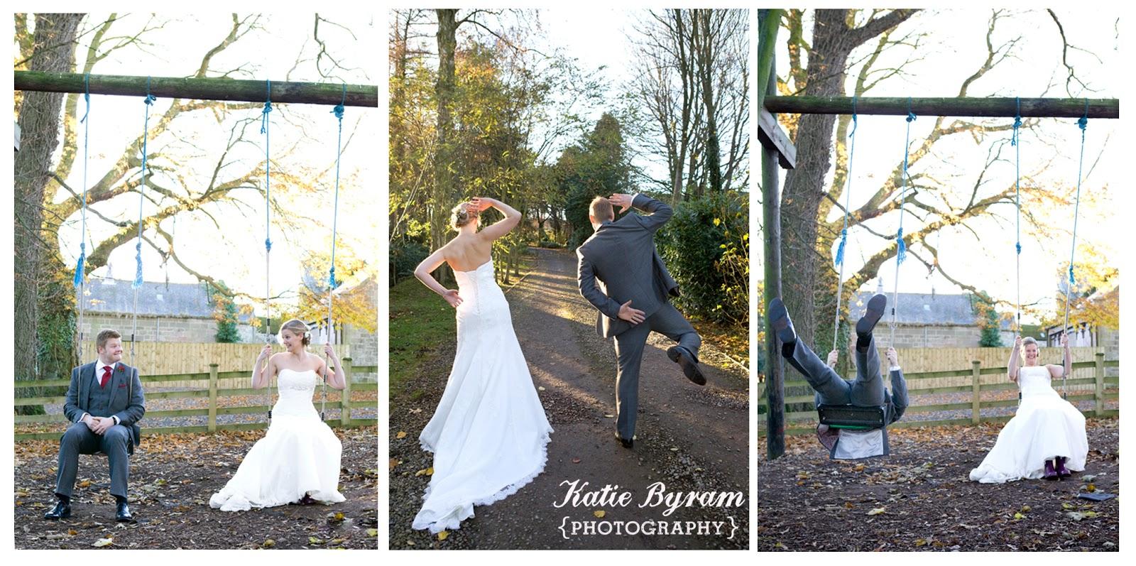 Alternative Wedding Photography Ellingham Hall Alnwick Northumberland