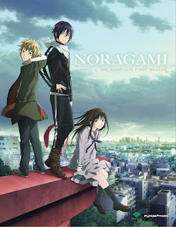 Noragami Season 1 (1-12) + OAD (1-2) Subtitle Indonesia