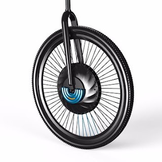 iMortor Smart Bicycle Front-Wheel System