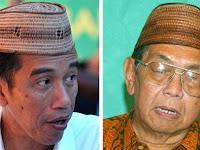 Jokowi dan Gusdur, Presiden yang Banyak dimusuhi Karena Keberaniannya
