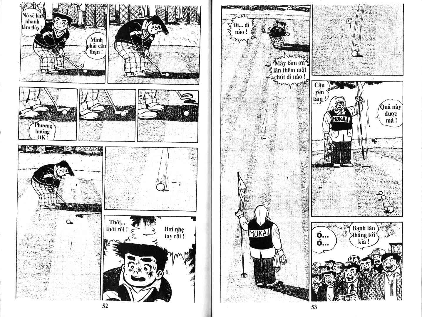 Ashita Tenki ni Naare chapter 42 trang 25