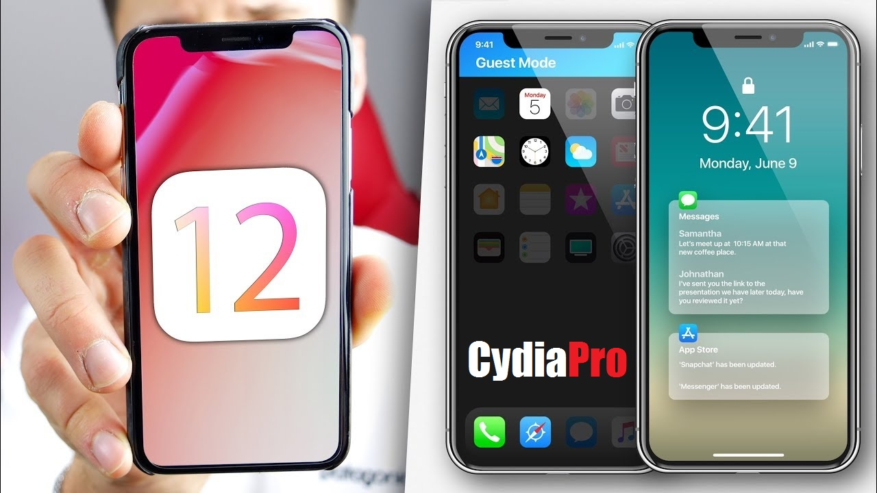 Can we Download Cydia on iOS 12 update? | Untethered