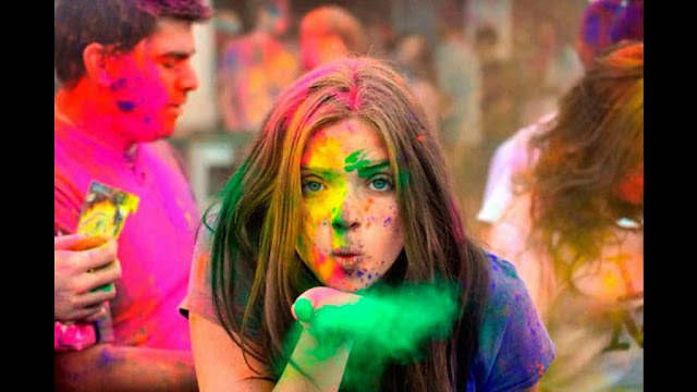 Advance Happy Holi SMS for Friends