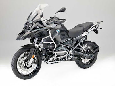 "New BMW R 1200 GS Adventure ""Triple Black"" special model"