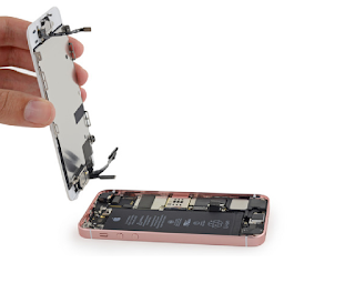 iPhone 5 SE Disassemble
