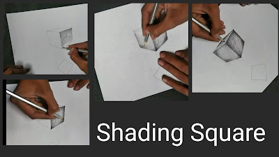 How to draw pencil,how to draw square on paper, step by step to draw square on paper,easy drawing for kids,step by step tutorial for to draw square, pencils drawing
