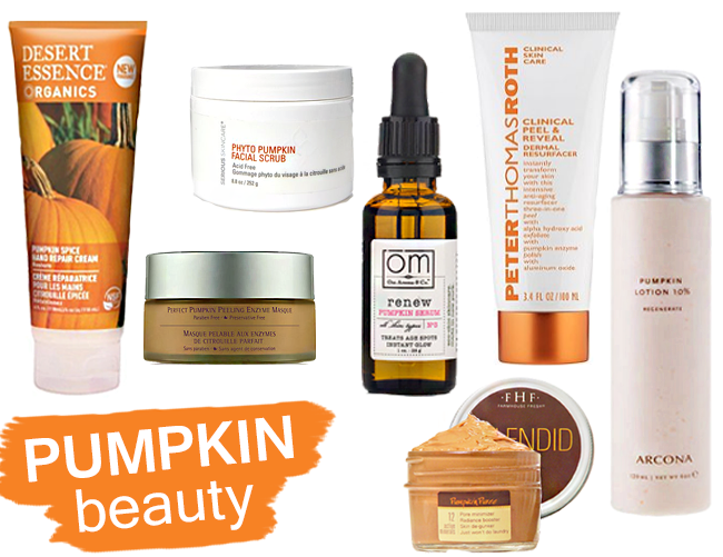 Pumpkin seed oil products