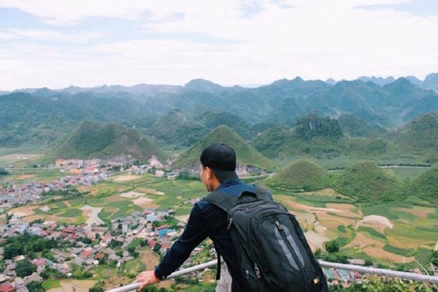 Ha Giang in the water fall season 5